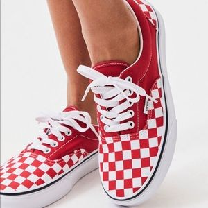 Vans Era Checkerboard Lace Ups